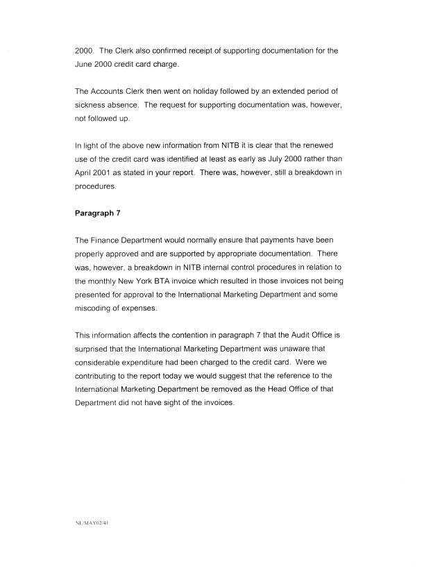 best website de910 8ca35 Report on the Northern Ireland Tourist Board