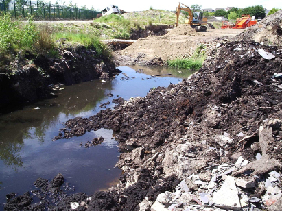 contaminated land report How does land get contaminated land may become contaminated when substances have found their way on or into the ground - often due report contaminated land.