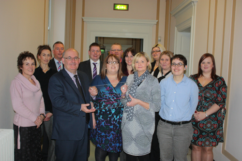 NI Assembly receiving autism accreditation award
