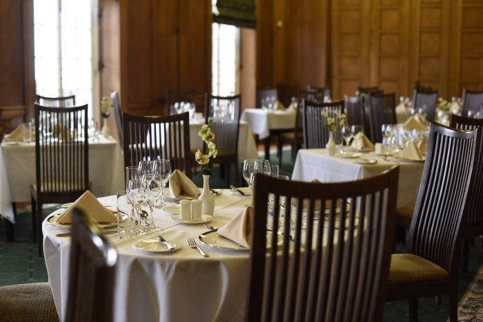 Ni Assembly Members Dining Room