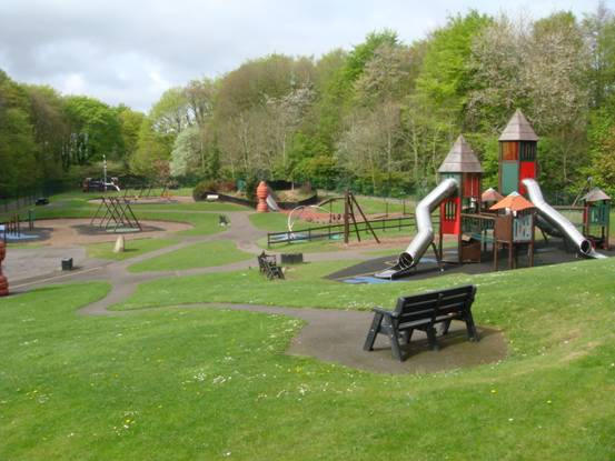 Stormont Estate - Playground