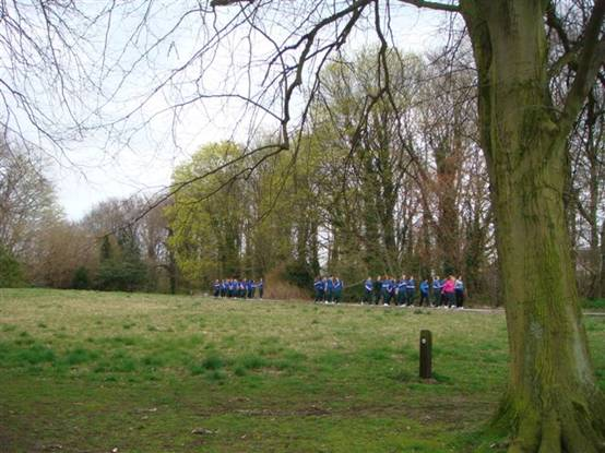 Stormont Estate - Primary School Walk