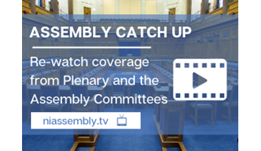 Catch up on all coverage from Plenary and Assembly Committees at niassembly.tv