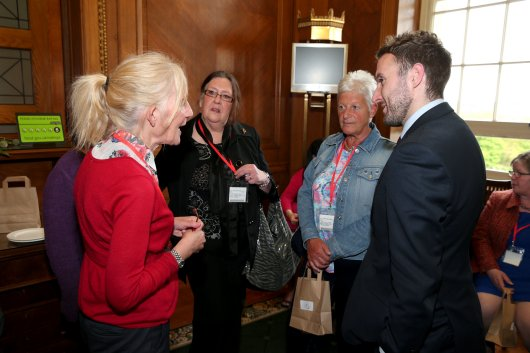 Chris Lyttle MLA wants to know how local groups will get involved?