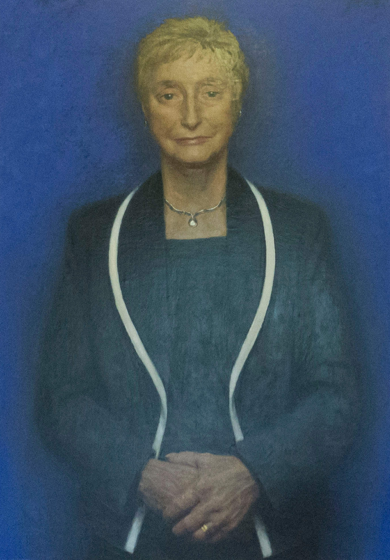 Portrait of Eileen Bell