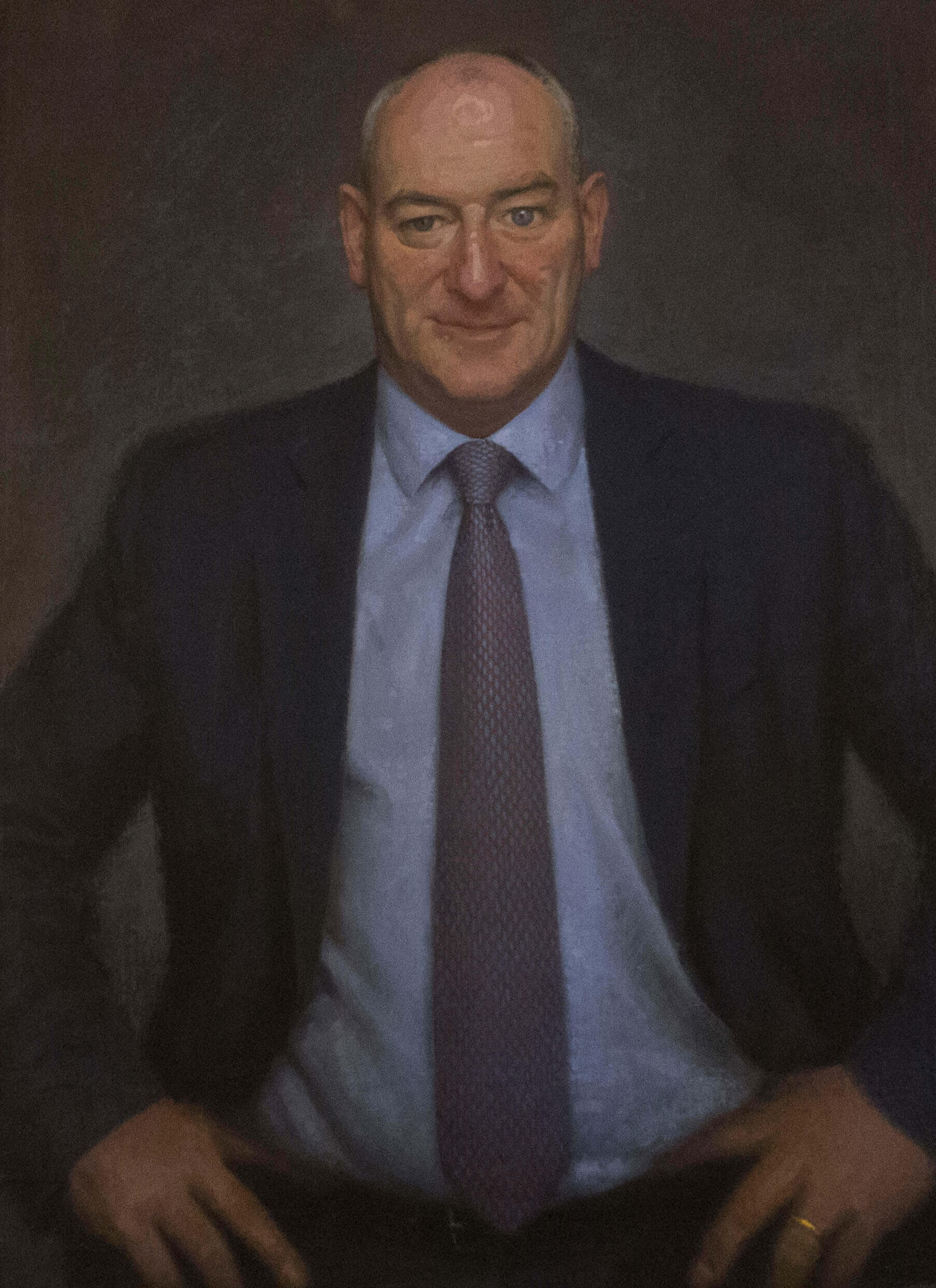 Portrait of Mark Durkan MP