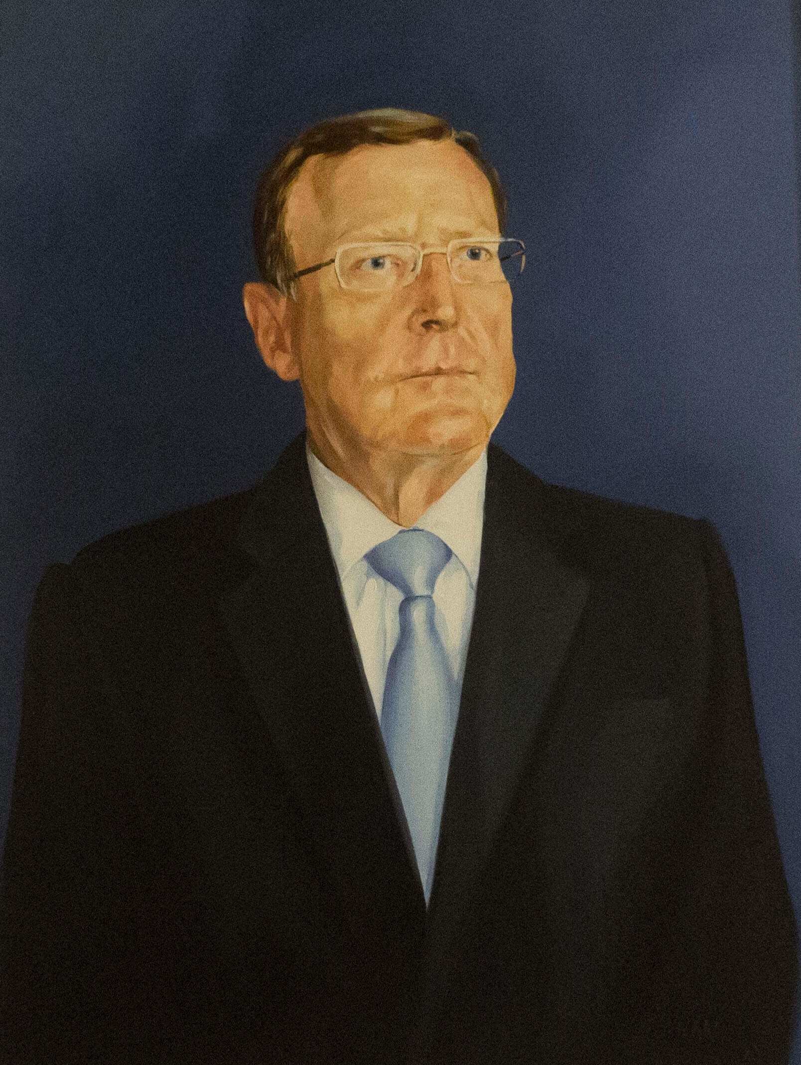 Portrait of The Rt Hon The Lord Trimble