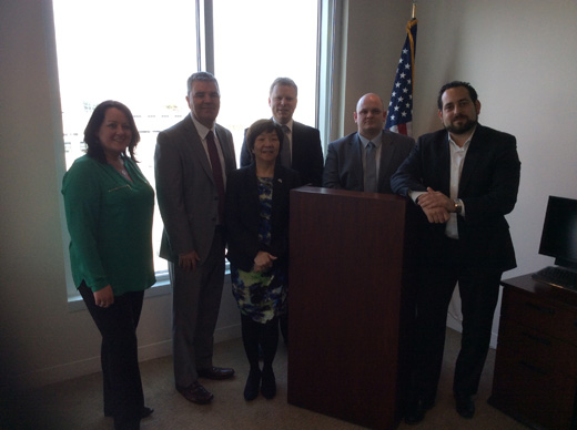 Meeting with the Office of Congressional Ethics